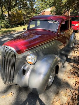 very nice 1936 Dodge Coupe hot rod for sale