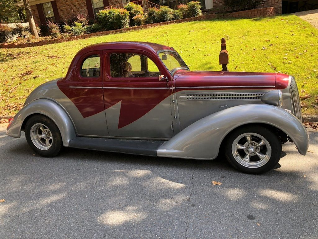 very nice 1936 Dodge Coupe hot rod