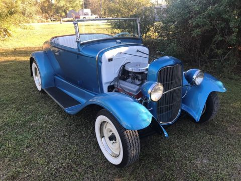 beautiful 1930 Ford Model A hot rod for sale