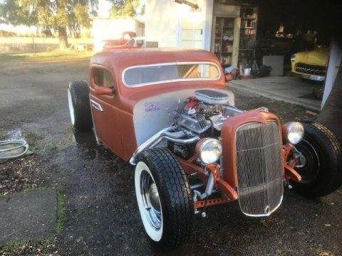 fresh built engine 1941 Dodge Pickup hot rod for sale
