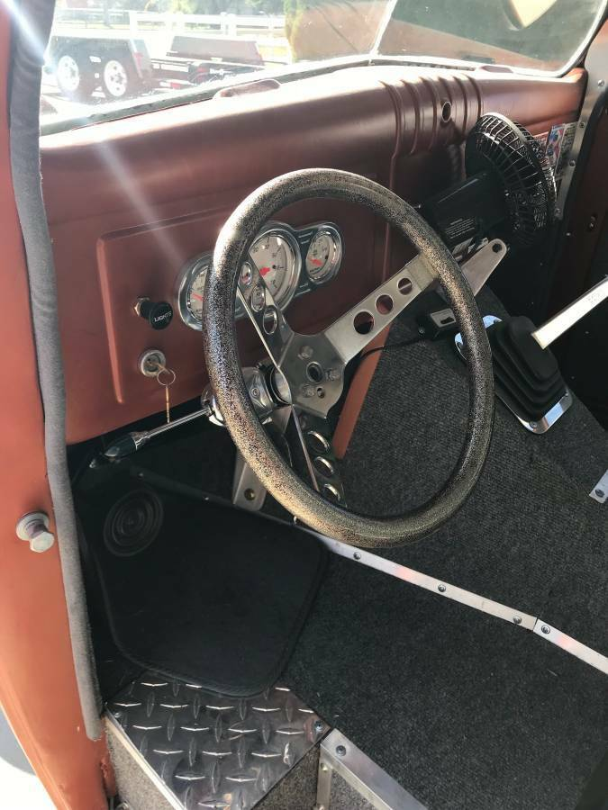 fresh built engine 1941 Dodge Pickup hot rod