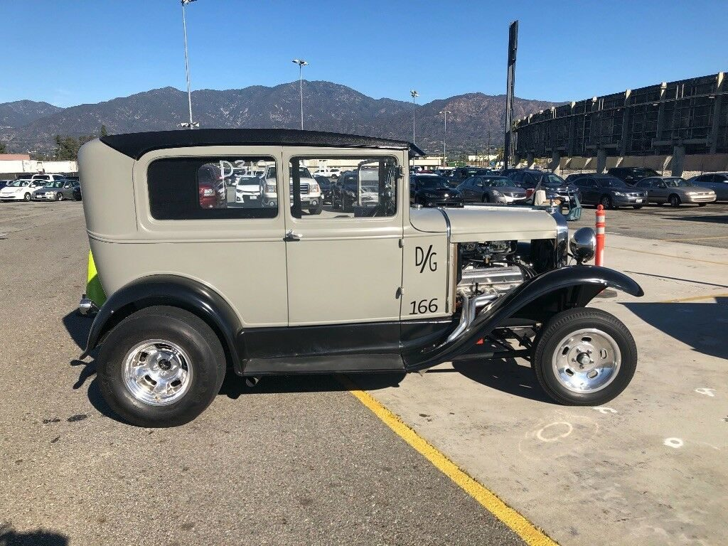 gasser 1930 Ford Model A hot rod