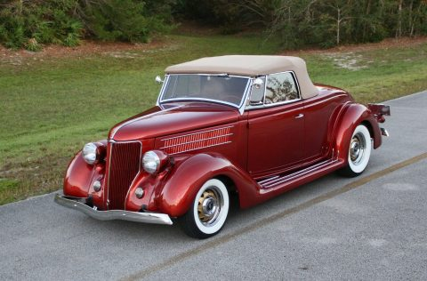 Hemi powered 1936 Ford hot rod for sale
