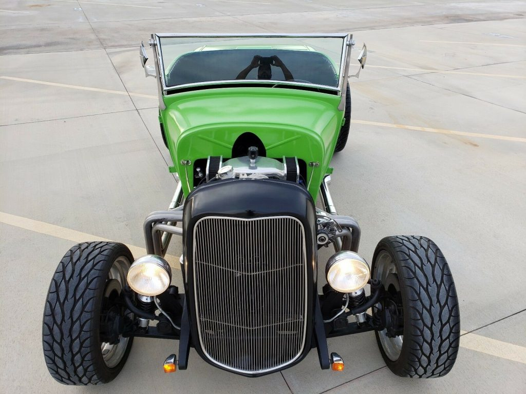 low miles 1929 Ford Model A hot rod