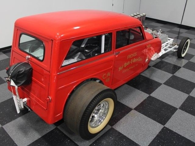 one of a kind 1948 Crosley Hot Rod