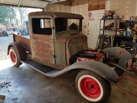 project 1934 Ford Pickup Hot Rod for sale