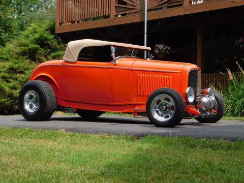 quality built 1932 Ford Deuce Roadster Hot Rod for sale