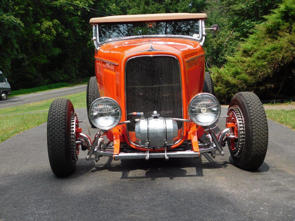 quality built 1932 Ford Deuce Roadster Hot Rod