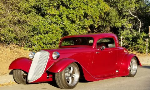 replica 1933 Ford Factory Five 33 Hot Rod for sale