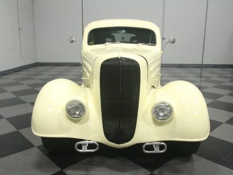 small block 1936 Chevrolet Master hot rod for sale