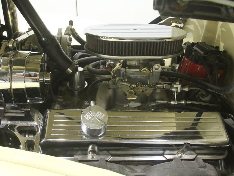 small block 1936 Chevrolet Master hot rod