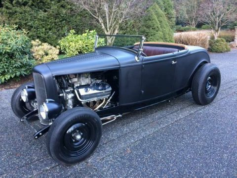 So-Cal style 1932 Ford Roadster hot rod for sale