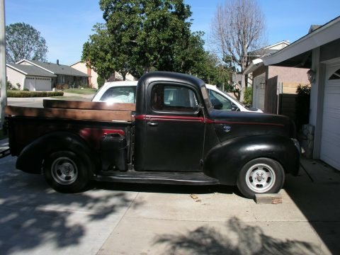solid 1941 Ford Pickup hot rod for sale