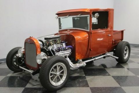 very sharp 1929 Ford Pickup hot rod for sale