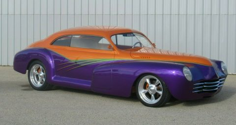 badass 1948 Chevrolet Fleetmaster hot rod for sale