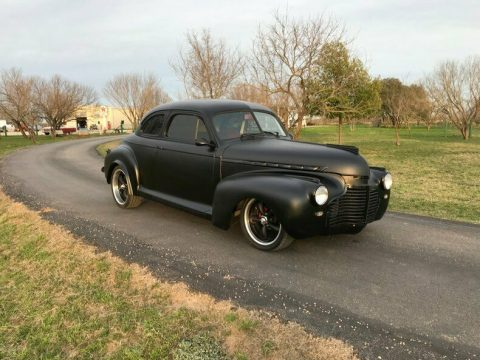 big block 1941 Chevrolet Hot Rod for sale