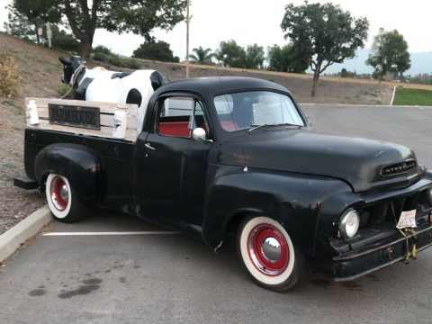 Chevy engine 1957 Studebaker Pickup Truck Hot rod for sale
