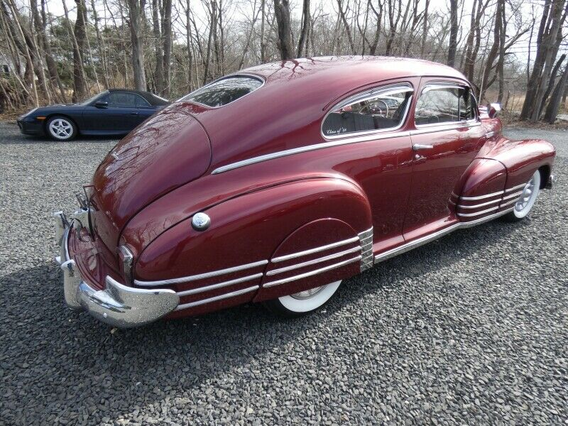 mint 1948 Chevrolet Fleetline hot rod
