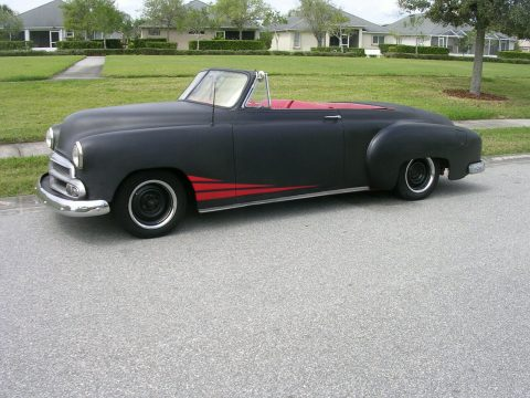 new parts 1951 Chevrolet Bel Air/150/210 hot rod for sale