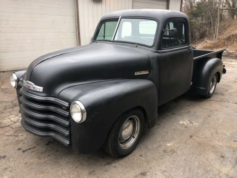 nicely rebuilt 1952 Chevrolet Pickup 3100 Short Bed hot rod for sale