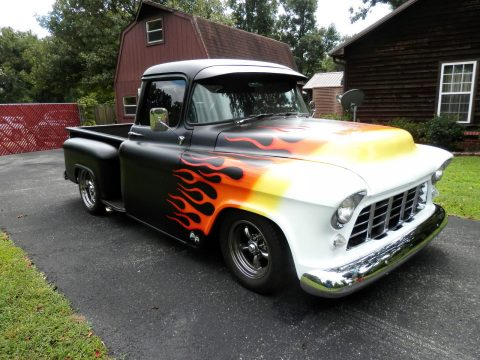 pro built 1956 Chevrolet Pickup hot rod for sale