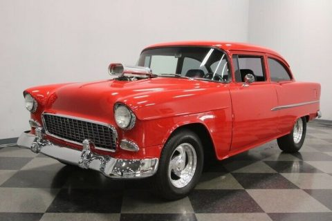 pro street 1955 Chevrolet Bel Air/150/210 hot rod for sale
