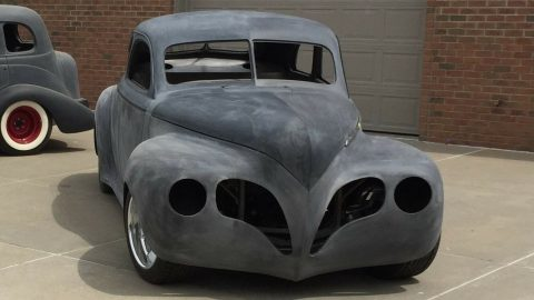 solid project 1941 Dodge Coupe hot rod for sale