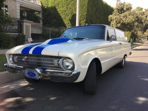 top quality build 1961 Ford Falcon Falcon Wagon hot rod for sale