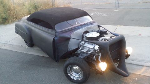 totally badass project 1949 Chevrolet Bel Air/150/210 hot rod for sale
