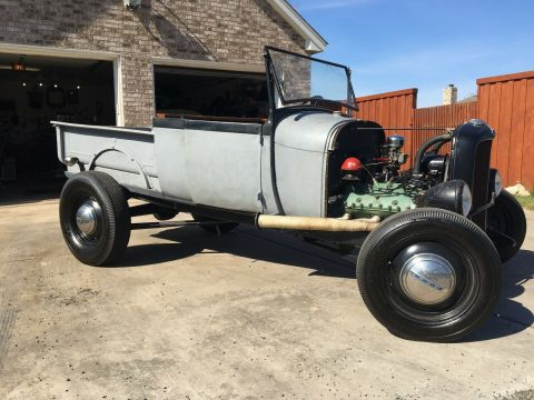 all original parts 1929 Ford Model A hot rod for sale