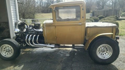 all steel body 1931 Ford Model A hot rod for sale