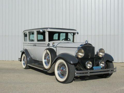 art deco 1929 Packard Model 626 hot rod for sale