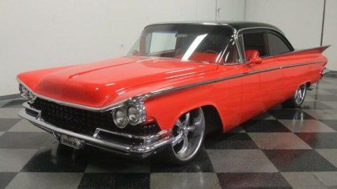 badass Restomod 1959 Buick Lesabre hot rod for sale