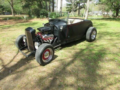 beautiful 1929 Ford Model A hot rod for sale