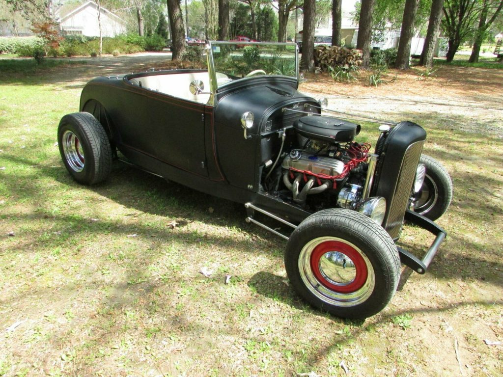 beautiful 1929 Ford Model A hot rod