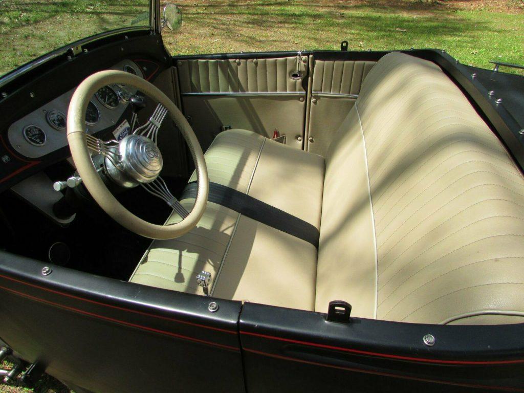 beautiful 1929 Ford Model A hot rod