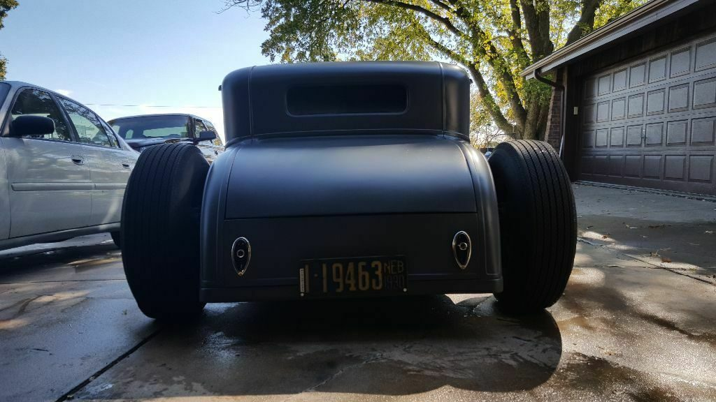 beautiful 1930 Ford hot rod