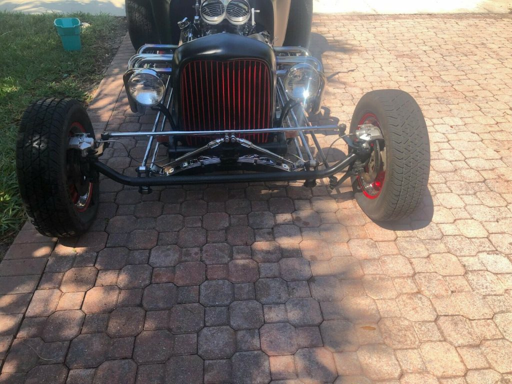 beautiful Ford 1922 T Bucket Roadster Hot Rod
