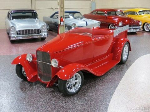 Boyd Coddington 1931 Ford Model A HOT Rod for sale
