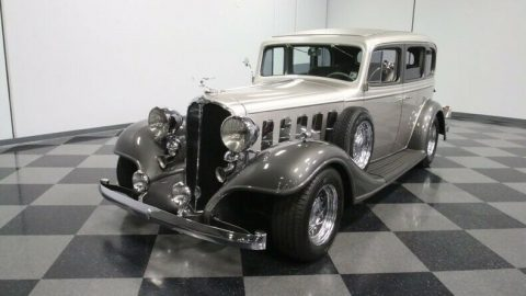 lot of options 1933 Buick Series 57 Streetrod hot rod for sale