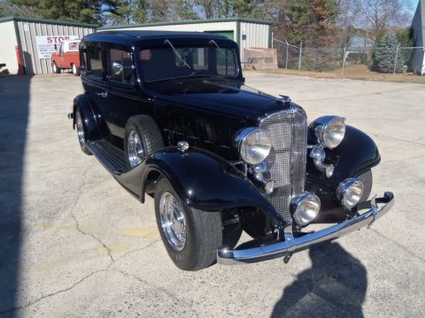 low miles 1933 Buick hot rod for sale