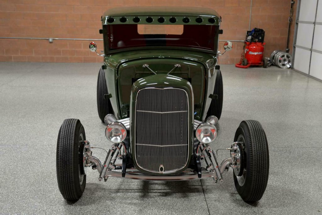 strong and fast 1930 Ford Model A 5 Window Coupe Hot Rod