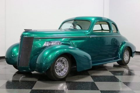 super clean 1937 Buick Special hot rod for sale