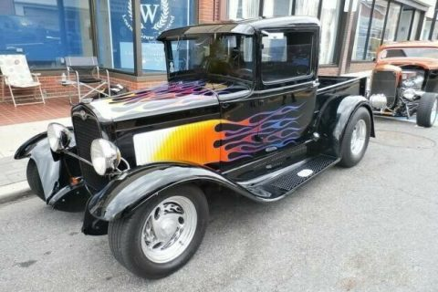 badass truck 1931 Ford Pickup hot rod for sale