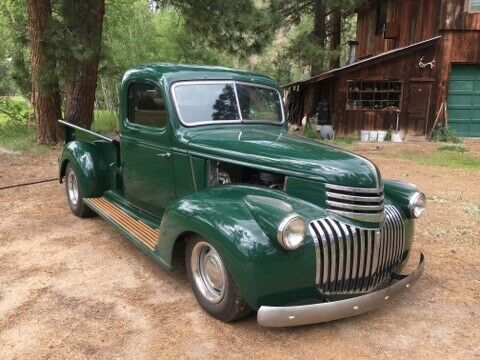 crate engine 1941 Chevrolet Pickup hot rod for sale
