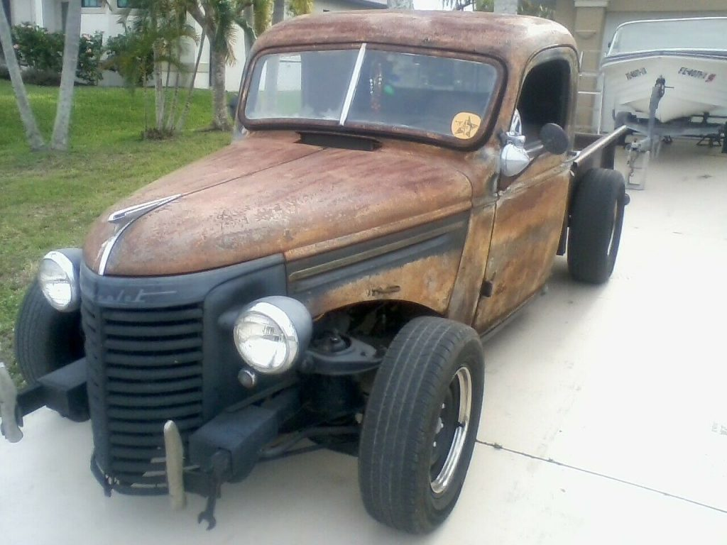 daily driver 1939 Chevrolet Pickup hot rod