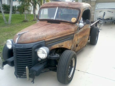 daily driver 1939 Chevrolet Pickup hot rod for sale