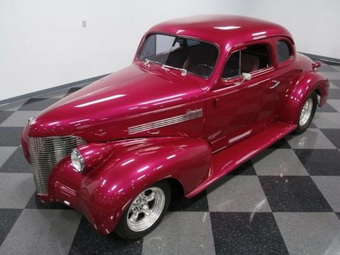 fast 1939 Chevrolet Coupe hot rod for sale