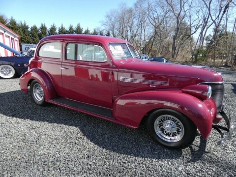 older build 1939 Chevrolet Master Deluxe Hot Rod for sale