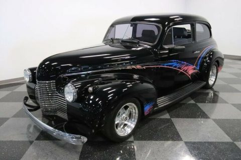 powerful 1940 Chevrolet 85 Streetrod hot rod for sale